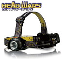 GENTOS(ジェントス) LEDヘッドライト ヘッドウォーズ HW-999H