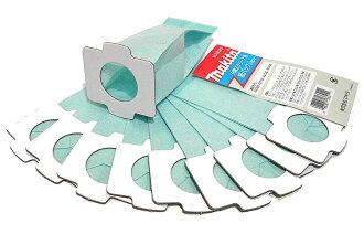 【お買い得!】マキタ掃除機コードレス掃除機用A-48511紙パック(10枚入)×10セット!!【合計100枚】