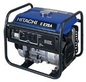 日立電動工具エンジン発電機E23SA※メーカー直送品のため代金引換便はご利用になれません