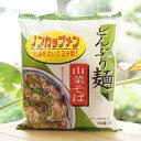 どんぶり麺(山菜そば)/78g【トーエー食品】