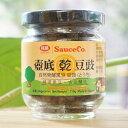 自然発酵黒豆 豆豉(とうち)/110g【アリサン】 壺底乾豆豉