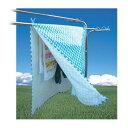 【パッケージ傷み】【メール便可】アイクォーク 洗濯物干用カバーシート マジカルカバー ISK-M21