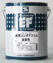 外壁塗料 エスケー化研 水性コンポアクリル(4kg)