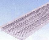 グレーチングU字溝用 240mm用KC24-25 組込式 普通目(並目)グレーチング本体