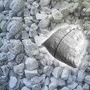 石灰石(砕石)砂利 20kg 防犯 防草に 送料無料
