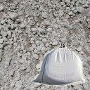 再生砕石・再生クラッシャーラン・CR(RC-40/RC-30) 土嚢袋 20kg 駐車場の穴埋め・リフォーム・土間工事の下地として 送料無料