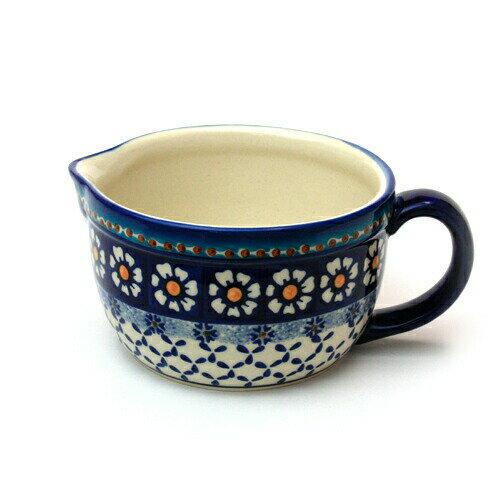 ミルクポット07L[W527-25D]ポーリッシュポタリー[ポーランド食器・陶器]
