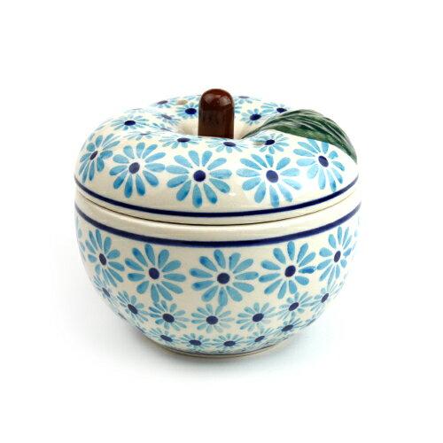 りんごポット[Z1425-966]【ポーリッシュポタリー[ポーランド食器・陶器]】