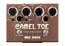 WAY HUGE CAMEL TOE Triple Overdrive MKII【送料無料】