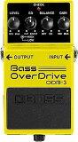 OD直系の歪みをベース専用にフル・チューン!BOSS ODB-3 Bass OverDrive
