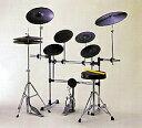 KEYオリジナルのドラム練習台です。 思いっきり、でも静かに練習しましょう!KEY Original PAD-5FK【 初心者にオススメ トレーニングドラムセット 】【送料無料】