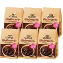 キーコーヒー FP カフェインレス コーヒー (粉) 150g x 6個
