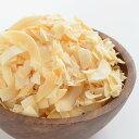 薄焼き ロースト ココナッツ お徳用 500g 素焼き ココナッツチップス 送料無料