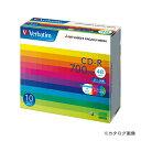 三菱化学メディア PC DATA用 CD-R SR80SP10V1
