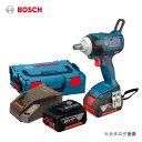 【イチオシ】ボッシュ BOSCH GDS18V-EC250 18V 5.0Ah バッテリーインパクトレンチ