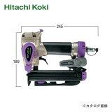【日立工機 HITACHI タッカ N2504M