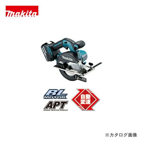 マキタ Makita 150mm 充電式チップソーカッタ (バッテリ・充電器・ケース付) CS551DRT