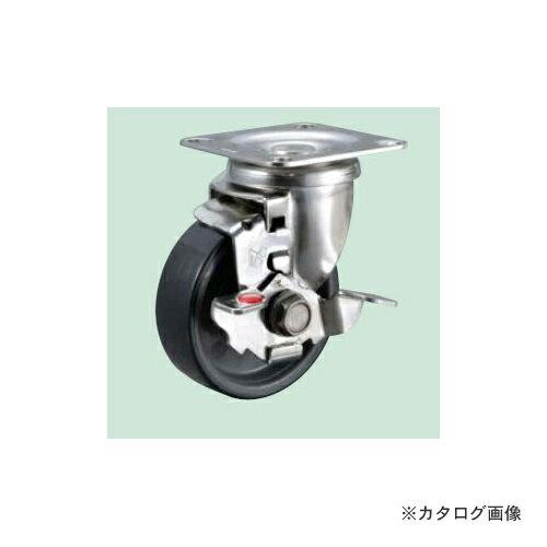 【運賃見積り】【直送品】サカエ SAKAE キャスター SU-STC-150GNU(S-2)