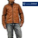 ショッピングレザージャケット オックスフォード Oxford 0704-56402 1 レザー シングルライダースジャケット レザージャケット メンズ
