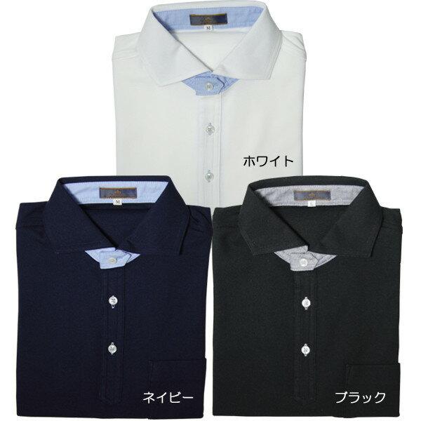 メンズ 鹿の子半袖シャツ 日本製 (父の日 敬...の紹介画像2