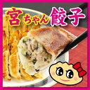 野菜たっぷりの宮ちゃん餃子。宇都宮餃子加盟店。