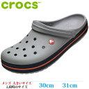 ショッピングcrocband 【サンダル 27cm Relaxed fit メンズ ビッグサイズ】 CROCS クロックス CROCBAND (クロックバンド) 11016-01U