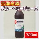 岡山 吉備高原 ブルーベリージュース