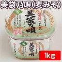 美袋乃唄(麦みそ)1kgまるみ麹本店