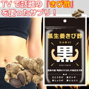 テレビで話題の「きび酢」がたっぷり!黒生姜きび酢[31粒入・...
