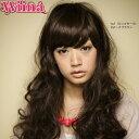 ショッピングWii Wiina ウィーナ ロングカール フルウィッグ Wiina No.1 耐熱フルウィッグ