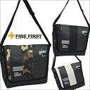 FIRE FIRST ファイヤーファースト #FFTG-102 ショルダーバッグ メッセンジャーバッグ