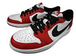 NIKE JORDAN AIR JORDAN 1 RETRO LOW OG  ナイキ ジョーダン エア ジョーダン 1 レトロ ロー OG (VARSITY RED/BLACK-WHITE)