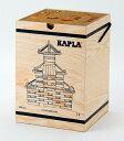 【2/27〜2/28出荷予定】カプラ 280 KAPLA 280 白木 アートブック初級 茶 セット