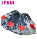 【メール便160円 】【JENNI★ジェニイ】デニムスカート【130 140 150cm】