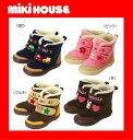 【宅急便送料無料】【MIKI HOUSE★ミキハウス】☆ベビーウィンターブーツ【13・14・15・16cm】