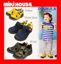 【送料無料】【MIKI HOUSE★ミキハウス】ダブルB☆ダブルラッセル!サマーシューズ【15・16・17・18・19・20・21cm】
