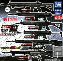 【コンプリート】1/6スケール The REAL MINI 銃 1stコレクション ★全6種セット