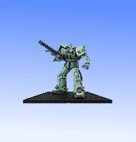 【フィギュア単品】機動戦士ガンダムS.O.G.F<4>ザク2F2型【特価セール☆30%OFF】