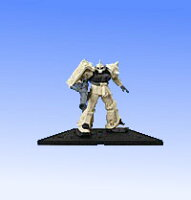 【フィギュア単品】機動戦士ガンダムS.O.G.F<8>ザク2F2型(地球連邦軍仕様)【特価セール☆30%OFF】