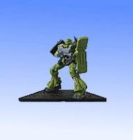 【フィギュア単品】機動戦士ガンダムS.O.G.F<9>ギラ・ドーガ(量産型)【特価セール☆30%OFF】
