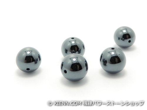 パワーストーン天然石ビーズ粒売り ヘマタイトA...の紹介画像2