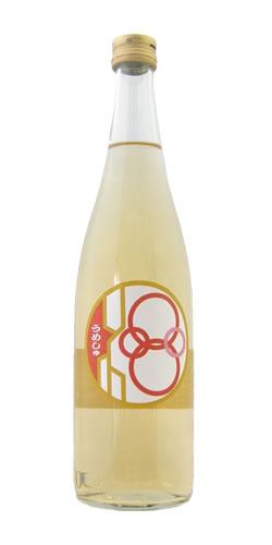 ● 上喜元 純米 梅酒 うめしゅ 720mlの紹介画像2