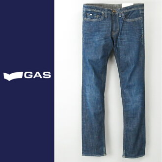 ■GAS men ■ roller is slim straight jeans denim underwear gas-m-p-38-606