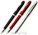 【CROSS】クロス テックフォー(Tech4/テック4) 複合ペン 3色ボールペン+1(シャープペンシル) マルチペン筆記具 3カラー(ブラック/レッド/クロ...