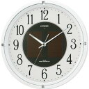 訳あり アウトレット品 リズム時計工業 CITIZEN シチズン エコライフM806 4MY806-