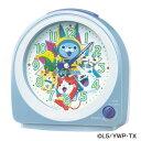 目覚し時計 クロック 記念品 お祝い 御祝い 内祝い お返し ギフト ラッピング 入学祝い 入園祝い 子供 キッズ