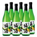 【モンドセレクション2019金賞受賞】【WGO2018金賞】「菊正宗 純米樽酒720ml×6本」