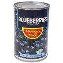 ブルーベリー缶 4号缶 / 製菓材料、製パン材料、フルーツ缶