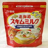 雪印脱脂牛奶450克[雪印 スキムミルク 450g / 製菓材料 パン材料 脱脂粉乳]