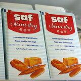 サフ セミドライイースト レッド400g / イースト菌 酵母 ホームベーカリー パン材料